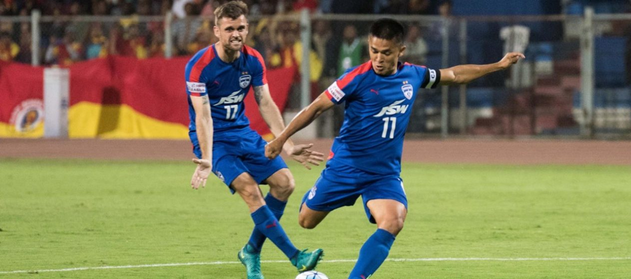 Sunil Chhetri Leads Indian Football Team To Victory And